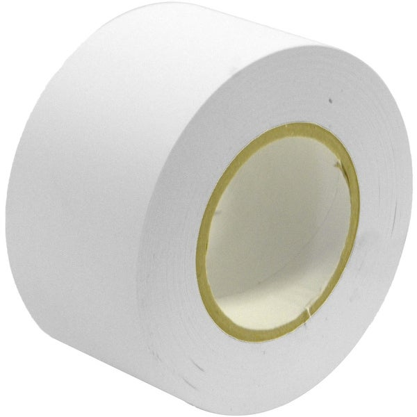 Seismic Audio Gaffer's Tape - White 3 inch Roll 60 Yards per Roll Gaffers Tape