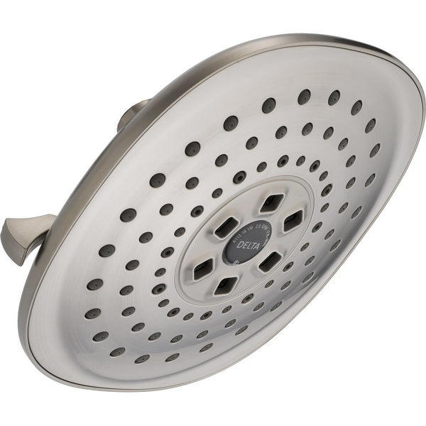 Delta 52686 1.75 GPM Multi Function Shower Head with H2Okinetic Technology