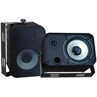Pyle 6.5'' Indoor/Outdoor Waterproof Speakers