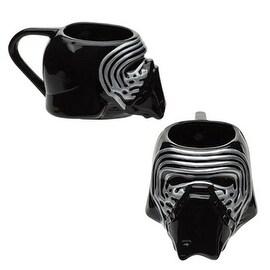 ZAK Black Star Wars The Force Awakens Kylo Ren Ceramic Coffee Mugs