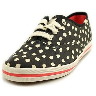 Keds Kick Round Toe Canvas Sneakers