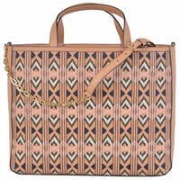 8dce45fd3f89 Tory Burch Embellished LARGE East West Convertible Purse Handbag Tote