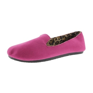 Dawgs Girls Caymans Slip On Smoking Loafers - 2 medium (b,m)