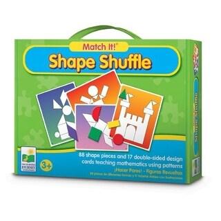The Learning Journey Match It! Shape Shuffle - multi