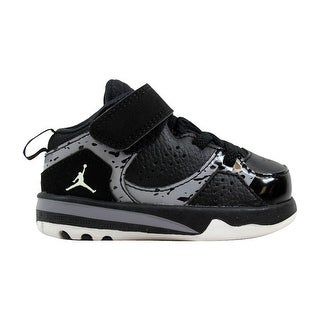 the latest 7c46b 57425 Shop Nike Toddler Air Jordan Phase 23 2 Black White-Cement Grey-Black  602675-010 - Free Shipping On Orders Over  45 - Overstock - 27601060 - 4.5