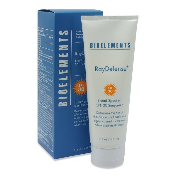 Bioelements Raydefense Sunscreen SPF 30 - 4 Oz