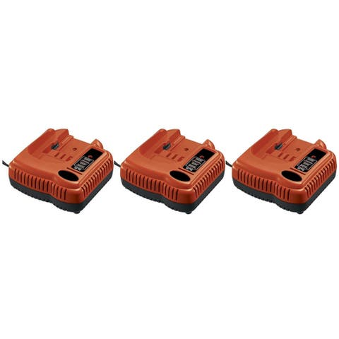 Charger for Black & Decker BDFC240 (3-Pack) Black And Decker / Charger BDFC240