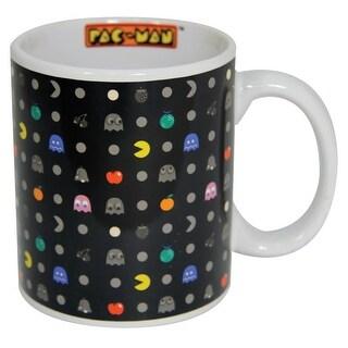 Pac-Man Repeat Print Coffee Mug - Multi
