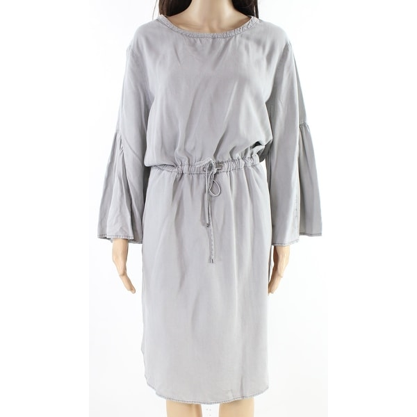Lauren By Ralph Lauren Women's Shift Twill Dress