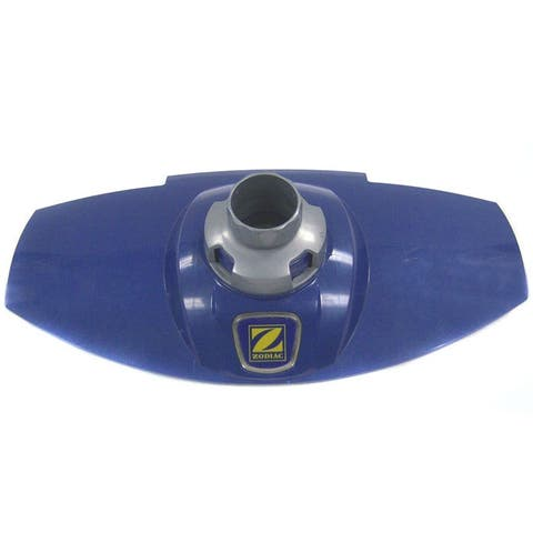 Blue and Silver MX8 Cleaner with Swivel Assembly