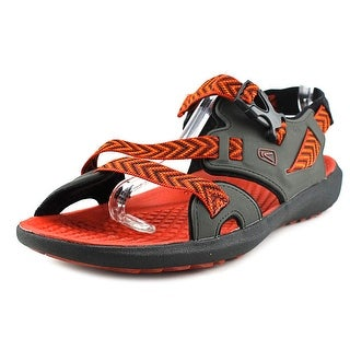 Keen Maupin Men Open-Toe Synthetic Multi Color Sport Sandal