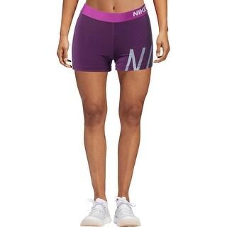 Nike Womens Pro Shorts Fitness Training