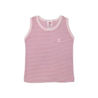 Baby Tank Top Unisex Infant Striped Shirt Pulla Bulla Sizes 0-18 Months
