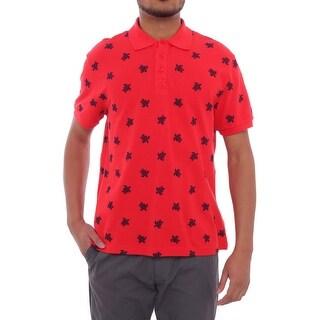 Vilebrequin Prince Short Sleeve Collared Polo Shirt Men Regular Polo Shirt