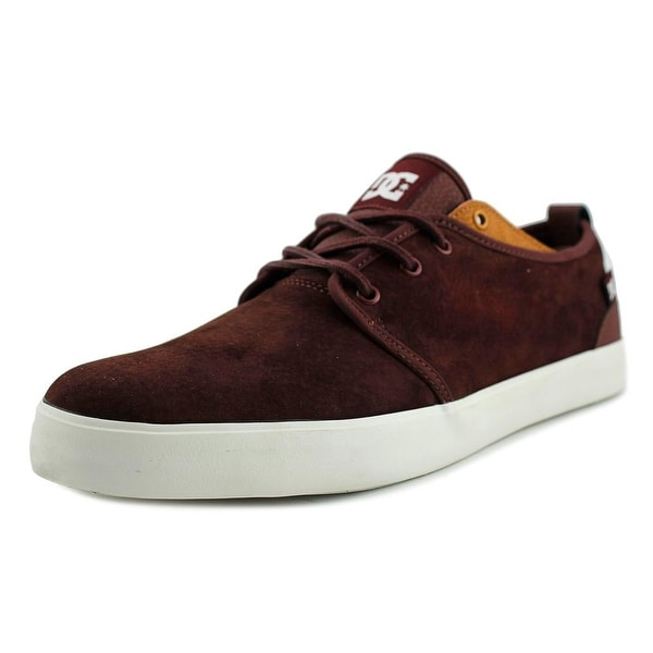 DC Shoes STUDIO 2 LE Men Ox Blood Sneakers Shoes