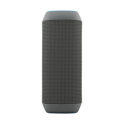 Neon Premium Bluetooth Wireless Led Speaker Blue 6 Lightshow Mode