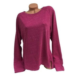 Champion Gear Women's French Terry Novelty Top Shirt W0178T - LARGE