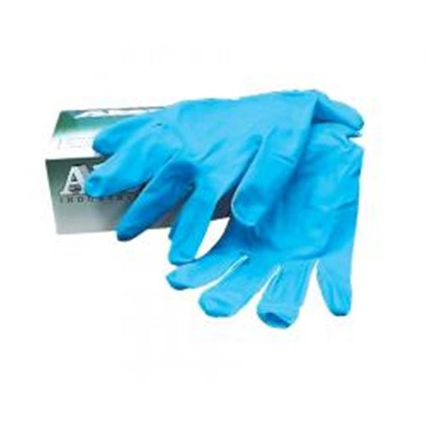 Shop Akers Industries AIG601PF Latex Small Texturd Powder Free Gloves - Free  Shipping On Orders Over $45 - Overstock.com - 25282461