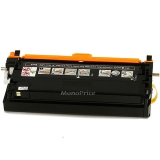 Monoprice Compatible Dell 3110 3115BK Laser Toner - Black High Yield For use in C3110, C3115cn
