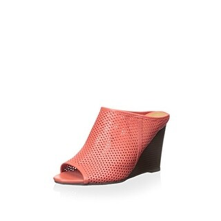 Kenneth Cole Reaction Women's Edge Fun Peep Toe Wedge Mules|https://ak1.ostkcdn.com/images/products/is/images/direct/01a2374a89bbc89750405db4c767246665da1548/Kenneth-Cole-Reaction-Women%27s-Edge-Fun-Peep-Toe-Wedge-Mules.jpg?_ostk_perf_=percv&impolicy=medium