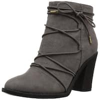 Brinley Co Women's Effle Ankle Boot