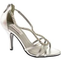 Dyeables Women's Josie 2 Silver Metallic