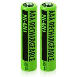 Replacement Clarity NiMH AAA Battery for D702HS / D724 Phone Models (2 Pack)