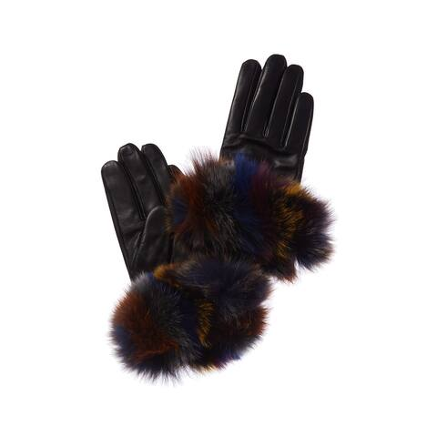 La Fiorentina Leather Glove