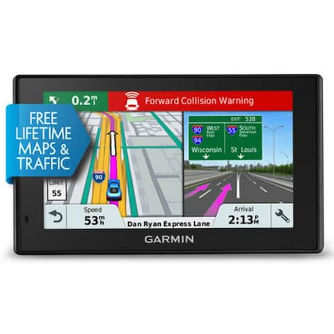 Refurbished Garmin DriveAssist 51LMT-S 5 Inch Touch Screen GPS