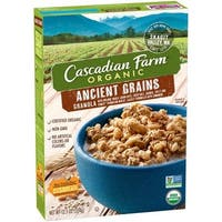 Cascadian Farm Organic Granola - Ancient Grains - Case of 6 - 12.5 oz.