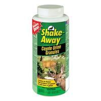 Shake-Away 2851118 Deer Repellent Granules, 28.5 Oz