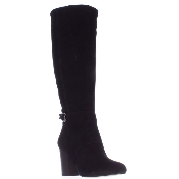 BCBGeneration Denver Knee High Fashion Boots, Black - 8.5 us / 38.5 eu