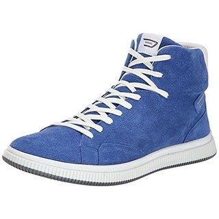 Diesel Mens Sprawl Leather Colorblock Fashion Sneakers