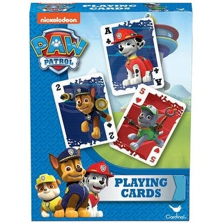 Paw Patrol Playing Card Deck