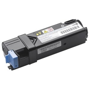 Dell PN124 Dell Toner Cartridge - Yellow - Laser - High Yield - 2000 Page - 1 / Pack