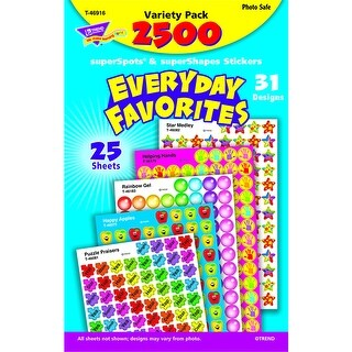 Everyday Favorites Variety Pk