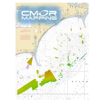 CMOR Mapping Georgetown and Cape Lookout f/Raymarine CMOR Mapping Georgetown and Cape Lookout