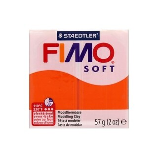 Fimo Soft Clay 57gm Mandarin