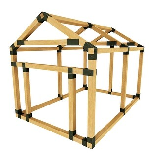 Build Your Own E-Z Frame 38X60 Dog House or Pet House Kit