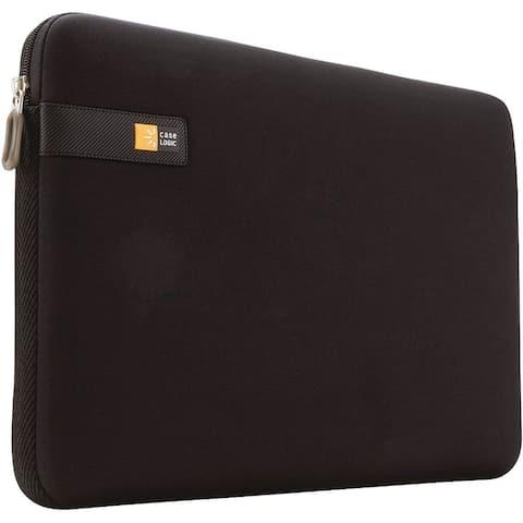 Case Logic LAPS111BLACKB 11.6 -Inch Chromebook/Netbook Sleeve