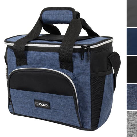 OPUX Large Insulated Lunch Bag Cooler for Adults, Women, Men