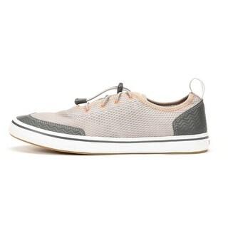 Xtratuf Men's Riptide Gray/Orange Size 7.5 Water Shoe