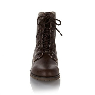 Sporto Womens Lace-Up Ankle Boot