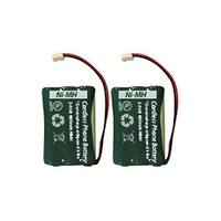 AT&T-Lucent E2913 Cordless Phone Battery Combo-Pack includes: 2 x EM-CPH-464D Batteries