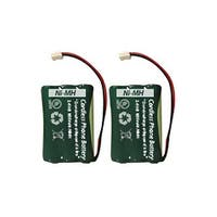 AT&T-Lucent E3814 Cordless Phone Battery Combo-Pack includes: 2 x EM-CPH-464D Batteries
