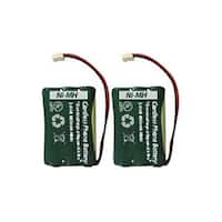AT&T-Lucent E5914 Cordless Phone Battery Combo-Pack includes: 2 x EM-CPH-464D Batteries
