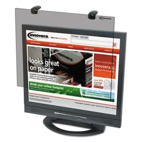 Innovera 46402 Protective Antiglare LCD Monitor Filter Fits 17 in.-18 in. LCD Monitors