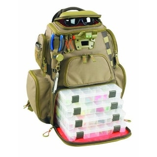 Wild River Tackle Tek Nomad Lighted Backpack 4 Trays