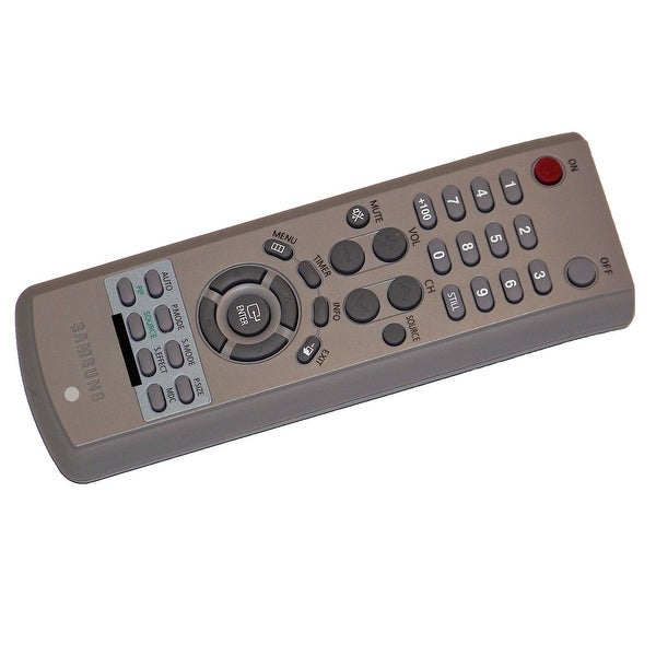 OEM Samsung Remote Control: PPM63M6HBX, PPM63M6HBX/XAA, PPM63M6HBX/XSA