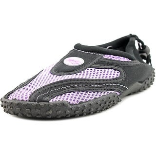 Easy USA Wave Youth Round Toe Synthetic Purple Water Shoe